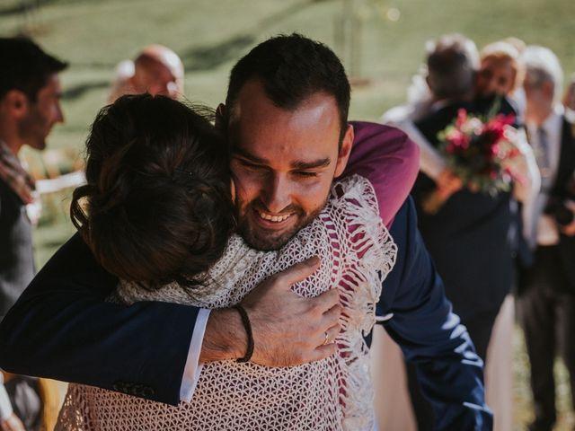 La boda de Alvaro y Miren en Orozco, Vizcaya 35