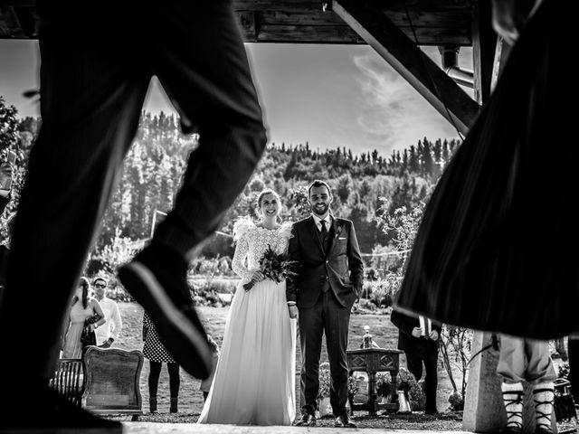 La boda de Alvaro y Miren en Orozco, Vizcaya 37