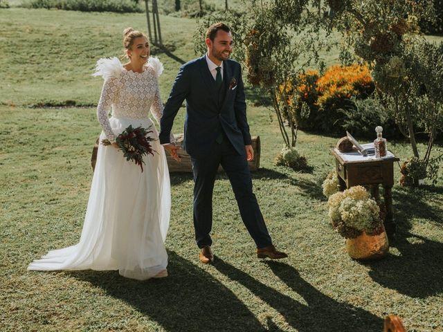 La boda de Alvaro y Miren en Orozco, Vizcaya 38