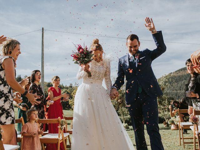 La boda de Alvaro y Miren en Orozco, Vizcaya 42