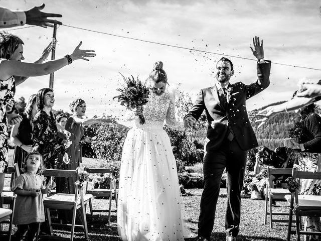 La boda de Alvaro y Miren en Orozco, Vizcaya 43