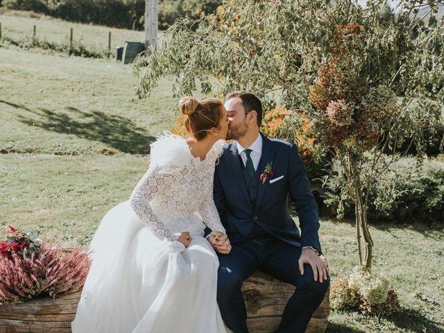 La boda de Alvaro y Miren en Orozco, Vizcaya 44