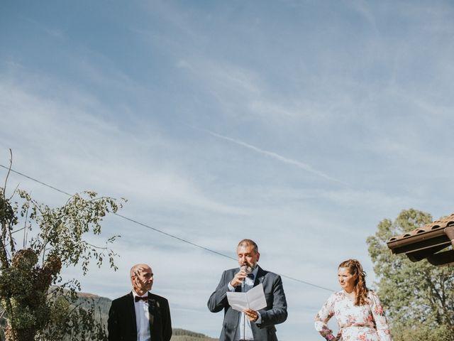 La boda de Alvaro y Miren en Orozco, Vizcaya 48