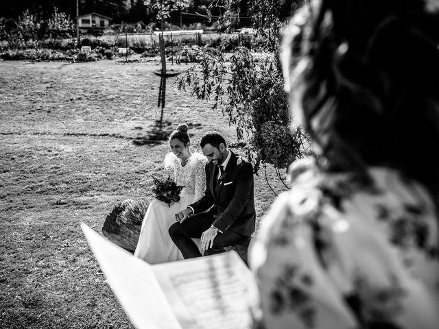 La boda de Alvaro y Miren en Orozco, Vizcaya 51
