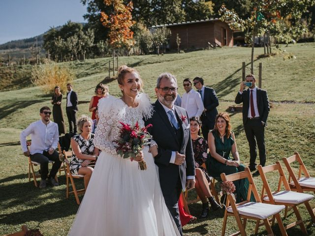 La boda de Alvaro y Miren en Orozco, Vizcaya 57