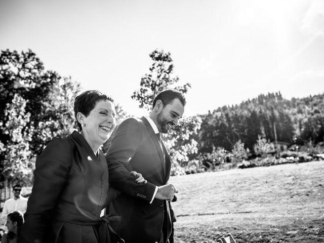 La boda de Alvaro y Miren en Orozco, Vizcaya 60