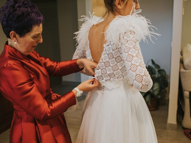La boda de Alvaro y Miren en Orozco, Vizcaya 65