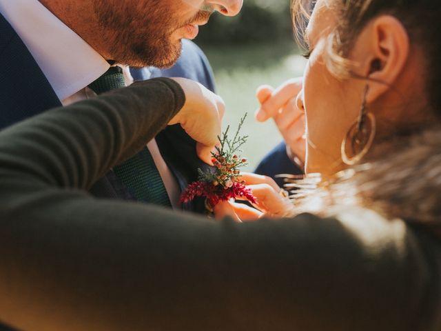 La boda de Alvaro y Miren en Orozco, Vizcaya 70