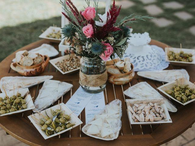 La boda de Alvaro y Miren en Orozco, Vizcaya 79