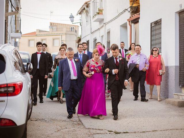 La boda de Sonia y Raúl en Coria, Cáceres 14
