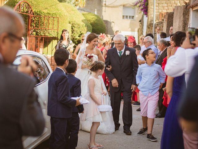La boda de Sonia y Raúl en Coria, Cáceres 15