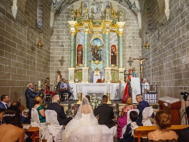 La boda de Sonia y Raúl en Coria, Cáceres 18