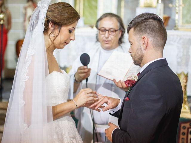 La boda de Sonia y Raúl en Coria, Cáceres 20