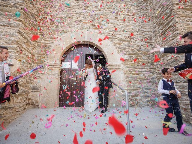 La boda de Sonia y Raúl en Coria, Cáceres 22
