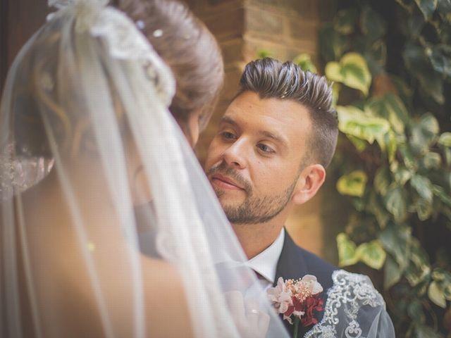 La boda de Sonia y Raúl en Coria, Cáceres 24