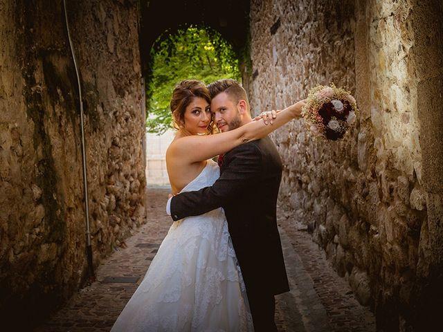 La boda de Sonia y Raúl en Coria, Cáceres 1