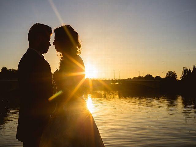 La boda de Sonia y Raúl en Coria, Cáceres 35