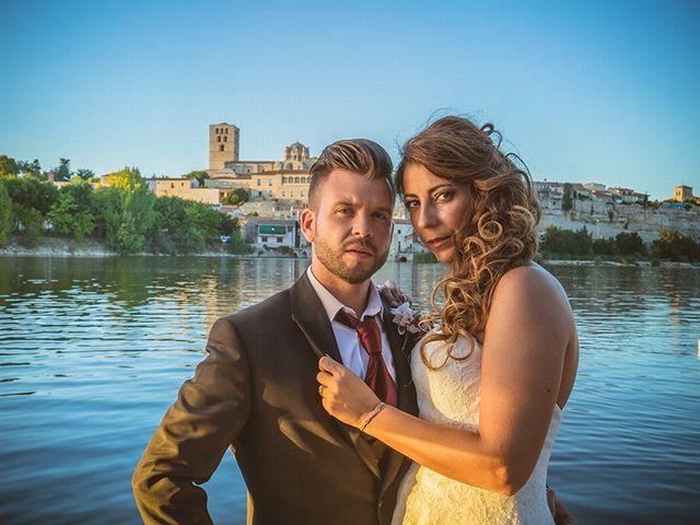 La boda de Sonia y Raúl en Coria, Cáceres 36