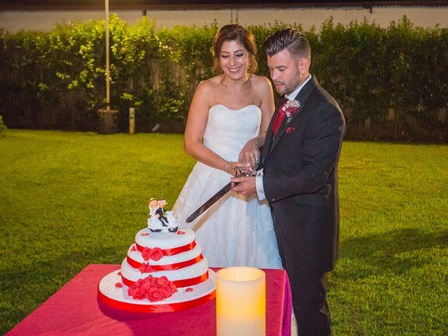 La boda de Sonia y Raúl en Coria, Cáceres 39