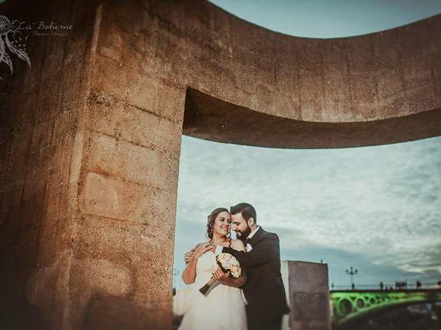 La boda de Jose Luis y Montse en Benacazon, Sevilla 2