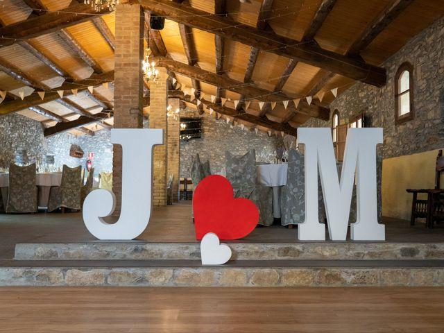 La boda de Mireia y Javi en Sant Marti De Centelles, Barcelona 3