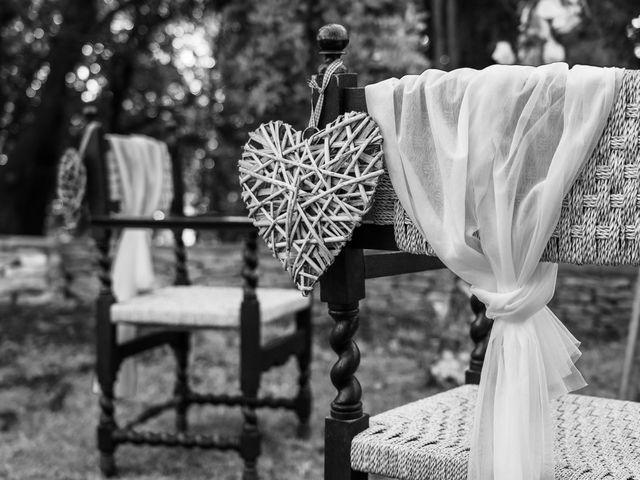 La boda de Mireia y Javi en Sant Marti De Centelles, Barcelona 7