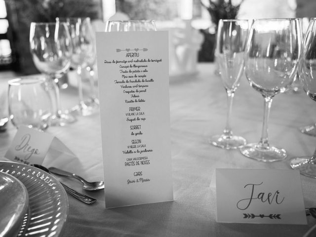 La boda de Mireia y Javi en Sant Marti De Centelles, Barcelona 14