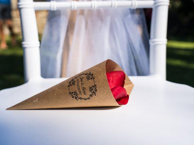 La boda de Mireia y Javi en Sant Marti De Centelles, Barcelona 28