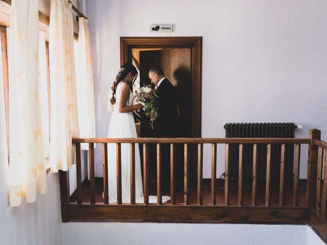 La boda de Mireia y Javi en Sant Marti De Centelles, Barcelona 36