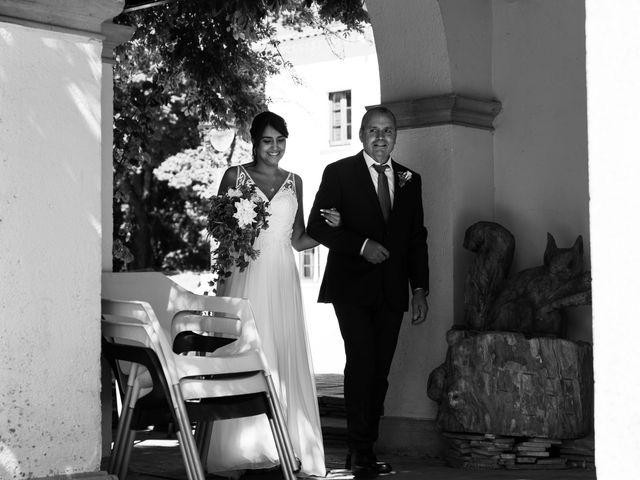 La boda de Mireia y Javi en Sant Marti De Centelles, Barcelona 38