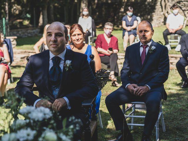 La boda de Mireia y Javi en Sant Marti De Centelles, Barcelona 39