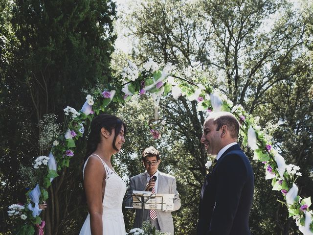 La boda de Mireia y Javi en Sant Marti De Centelles, Barcelona 46