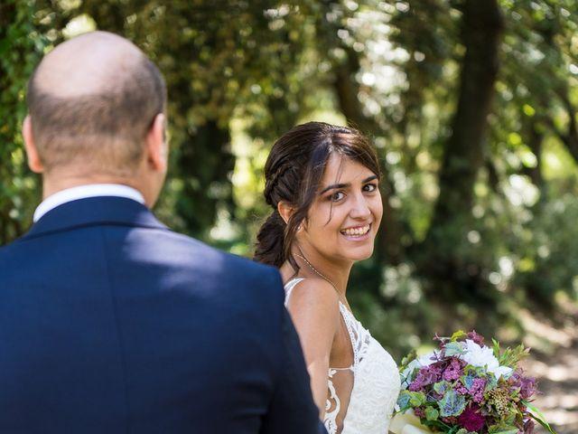 La boda de Mireia y Javi en Sant Marti De Centelles, Barcelona 54