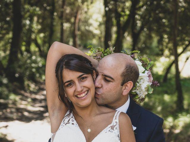 La boda de Mireia y Javi en Sant Marti De Centelles, Barcelona 55