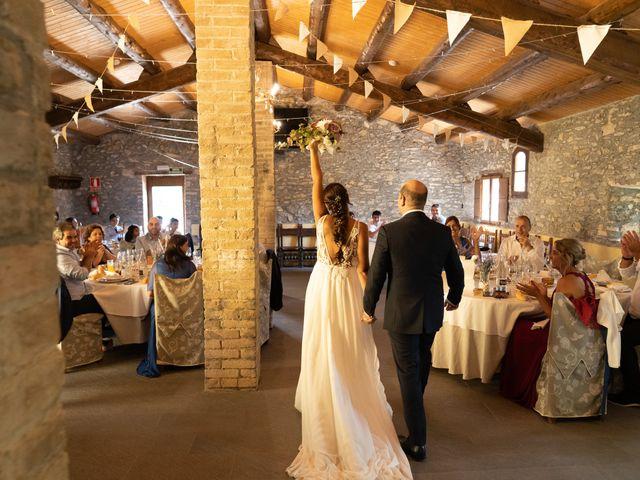 La boda de Mireia y Javi en Sant Marti De Centelles, Barcelona 60