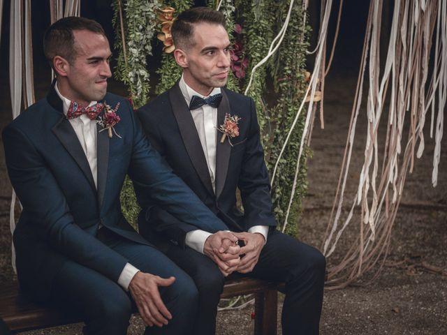 La boda de José y Iñaki en Gandia, Valencia 11
