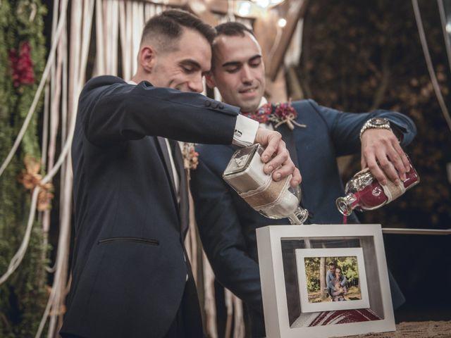 La boda de José y Iñaki en Gandia, Valencia 14