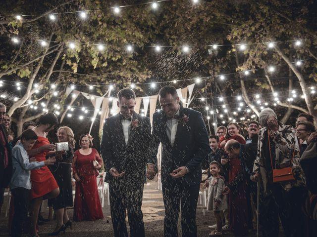 La boda de José y Iñaki en Gandia, Valencia 16