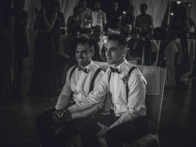 La boda de José y Iñaki en Gandia, Valencia 22