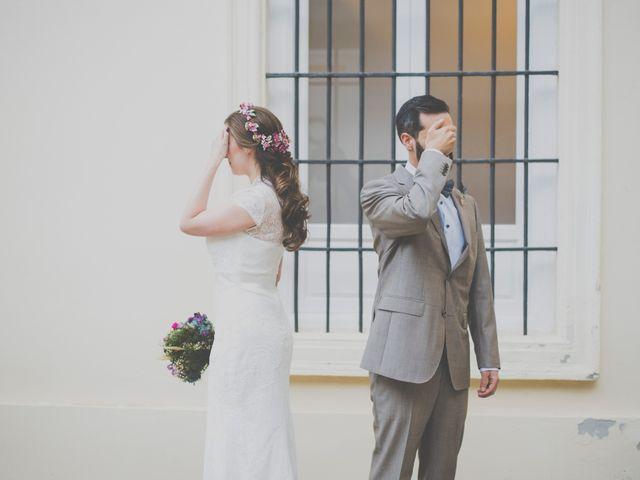 La boda de Laura y Jesús en Málaga, Málaga 6
