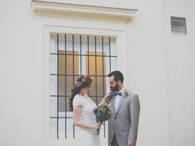 La boda de Laura y Jesús en Málaga, Málaga 7