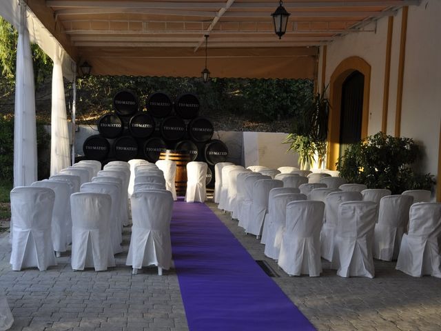 La boda de Sonia y Ramón  en Jerez De La Frontera, Cádiz 9