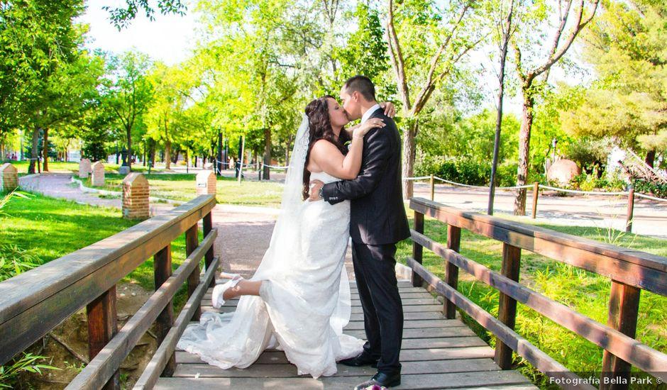 La boda de Antonio y Sandra en Cubas De La Sagra, Madrid