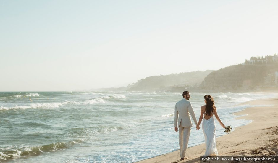 La boda de Oscar y Andrea en Arenys De Mar, Barcelona