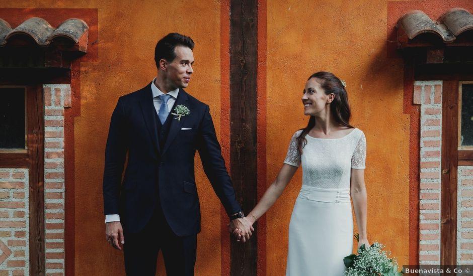 La boda de Luis y Elisa en Torremocha Del Jarama, Madrid