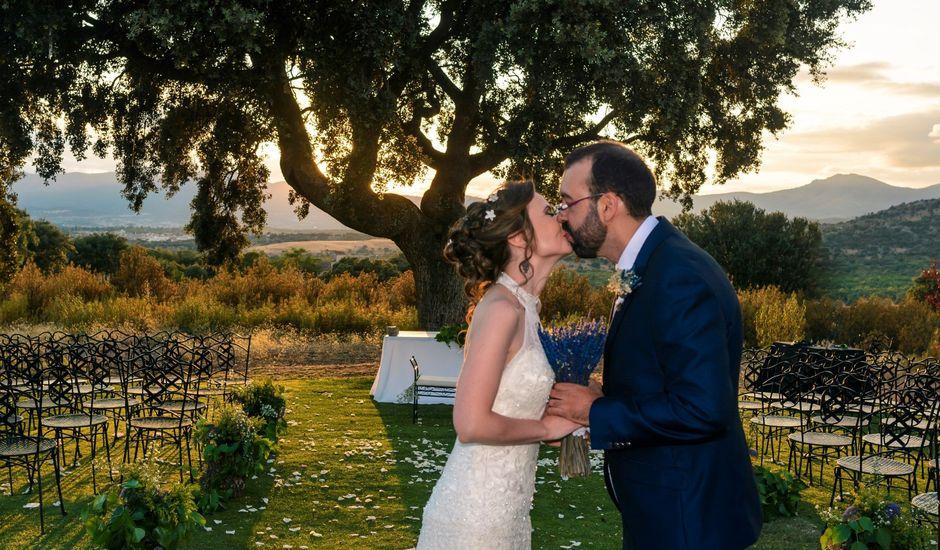 La boda de Manu y Yolanda en Collado Villalba, Madrid