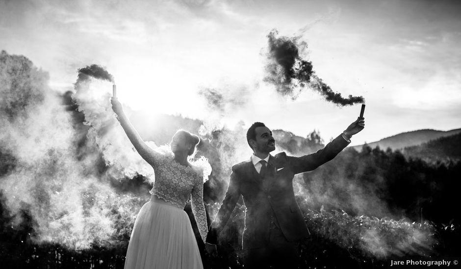 La boda de Alvaro y Miren en Orozco, Vizcaya