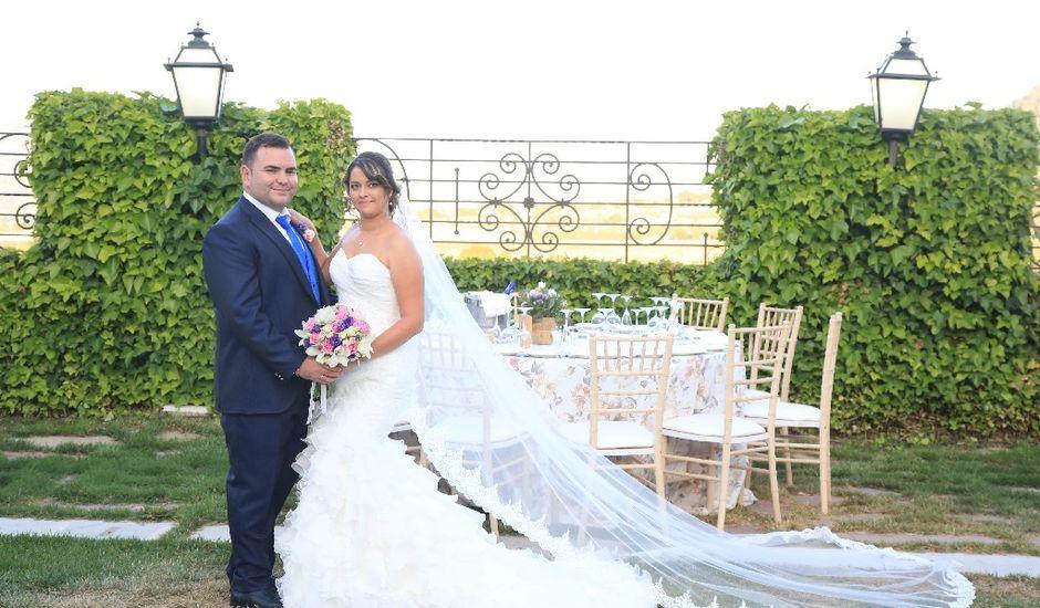 La boda de Carlos y Ekaterina  en Sax, Alicante