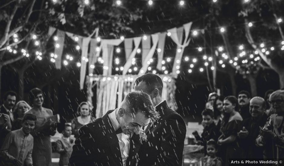 La boda de José y Iñaki en Gandia, Valencia