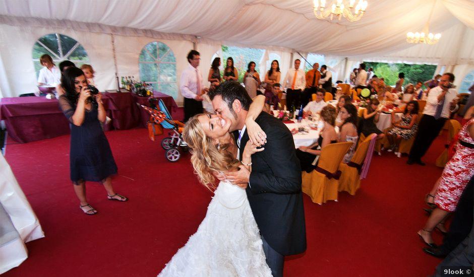La boda de Alfonso y Raquel en Huesca, Huesca